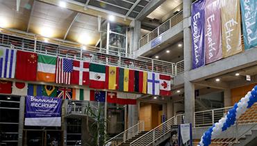 Convenio con Universidades Extranjeras