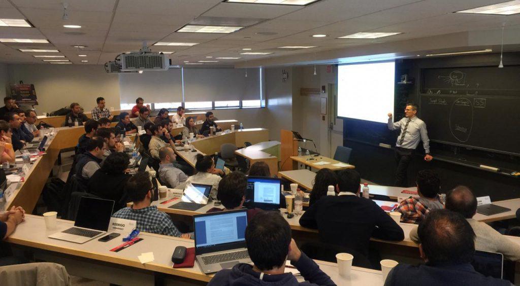 El MIT y la Universidad de Chile cierran en Boston la primera versión de programa de Data Analytics