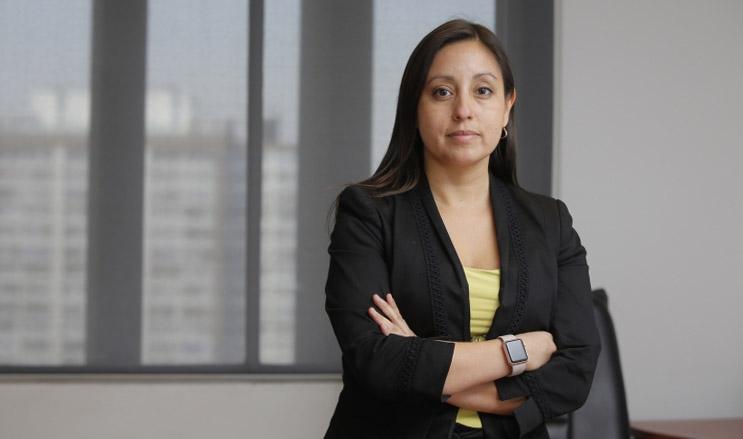 Profesora Alicia Núñez, Directora Académica Magíster en Control de Gestión