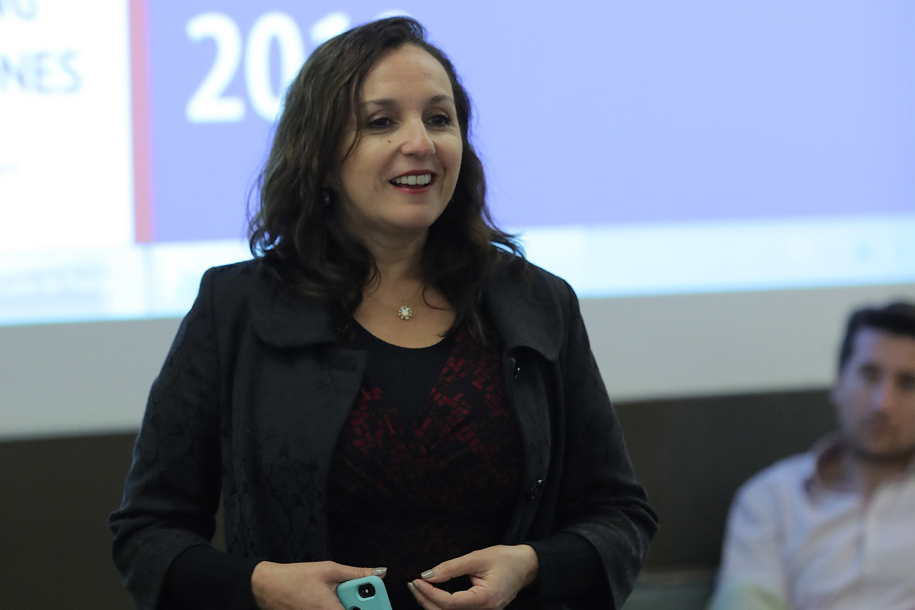 Leslier Valenzuela Profesora FEN UCHILE Directora Académica MBA Weekend Economía y Negocios