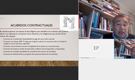 Magíster en Contabilidad: Consideraciones para la preparación de los estados financieros bajo COVID-19