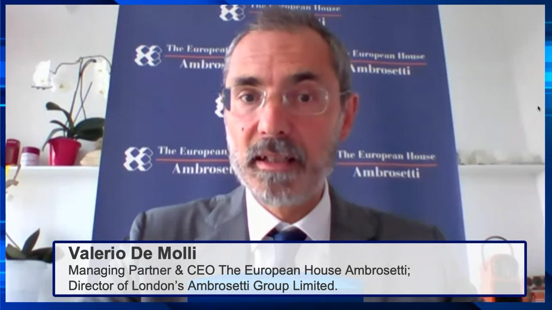Valerio De Molli