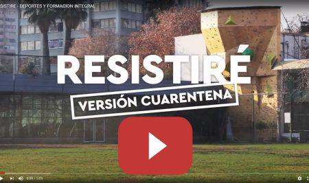"""FEN motiva a la comunidad universitaria con interpretación de """"Resistiré"""""""
