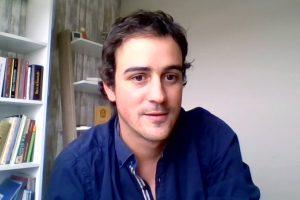 Juan Ignacio Ovalle estudiante MBA FEN UCHILE