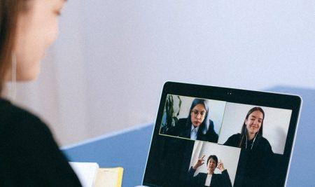 Oportunidades de liderazgo y trabajo en equipo en teletrabajo