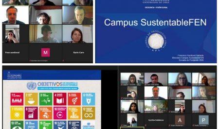 Colaboradores de la Escuela Postgrado se capacitarán en temáticas de sustentabilidad