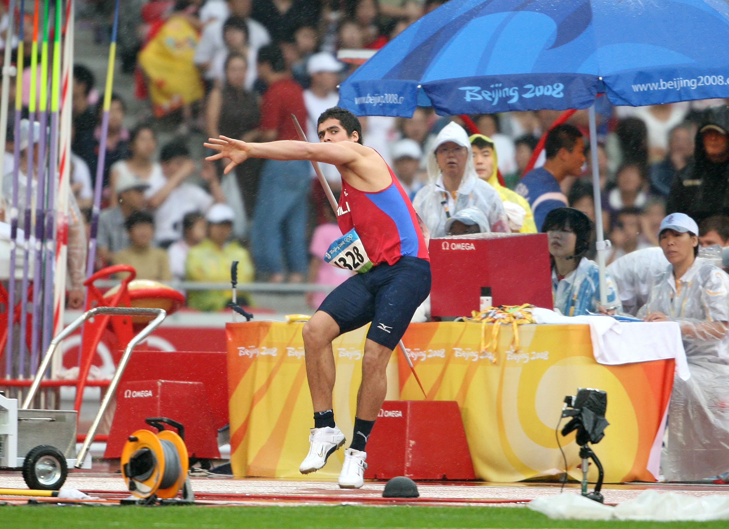 Ignacio Guerra Martorell MBA FEN UCHILE Juegos Olimpicos