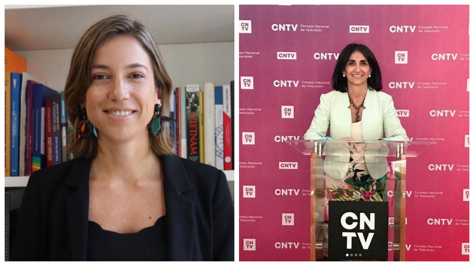 Maria José Abud y Carolina Cuevas Egresadas FEN UCHILE