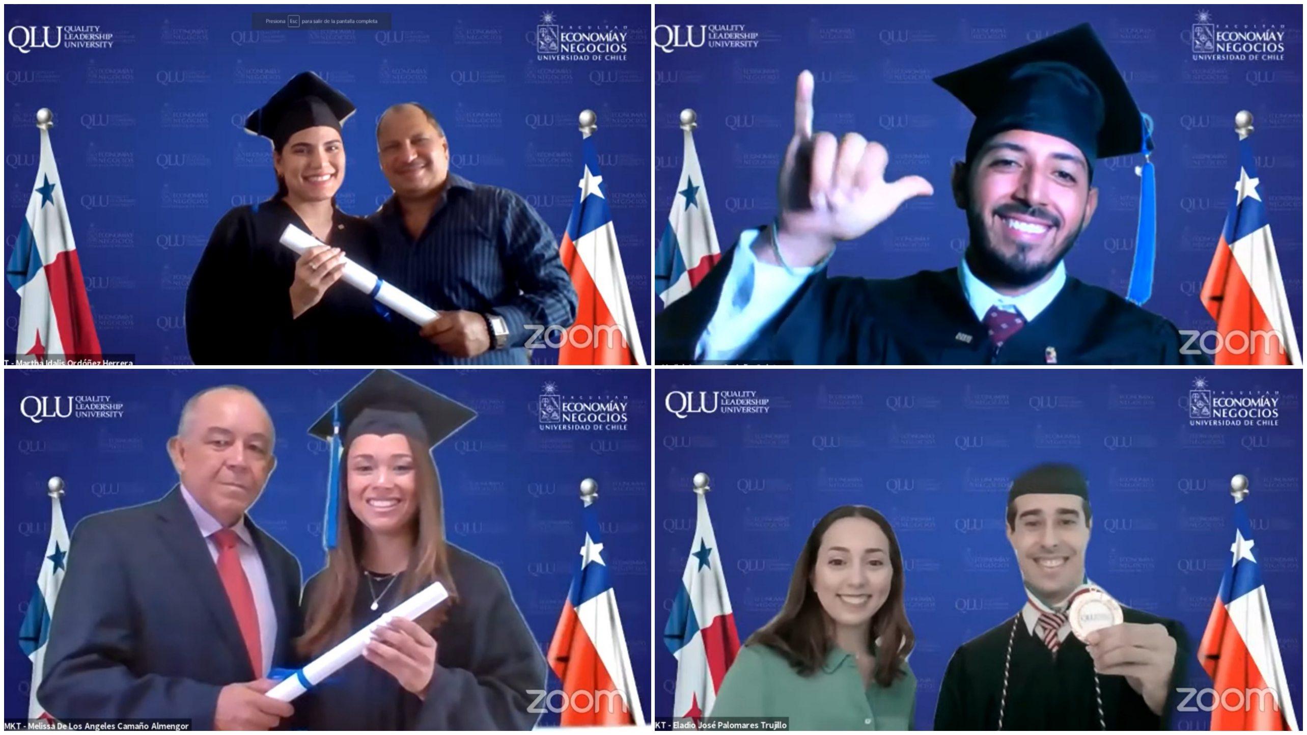 Graduación FEN UCHILE Panamá foto 02