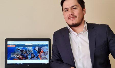 """Juan Moya: """"Indiscutiblemente el Magíster en Tributación ha sido un gran aporte para mi desarrollo profesional"""""""