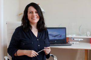 Tamara Sanhueza Mejor Alumna Magíster en Control de Gestión web Escuela de Postgrado