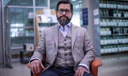 Te presentamos a… profesor Juan Pablo Torres